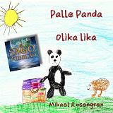 Cover for Palle Panda : Olika Lika
