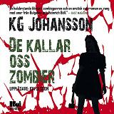 Cover for De kallar oss zombier