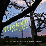 Cover for Flickan i skuggan av eken