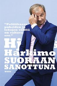 Cover for Suoraan sanottuna