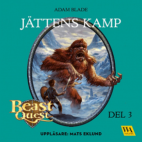 Cover for Beast Quest - Jättens kamp