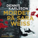 Cover for Mordet på Sara Weiss