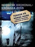 Cover for Terror på norsk mark – Anders Behring Breiviks attentat