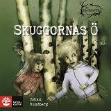 Cover for Skuggornas ö