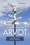 Cover for Suomalaisten arvot