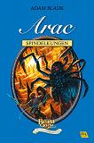 Cover for Arac - spindelkungen