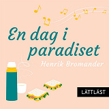 Cover for En dag i paradiset / Lättläst