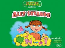 Cover for Allt levande