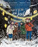 Cover for Jakten på julen - En julberättelse i 24 kapitel