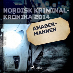 Cover for Amagermannen