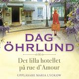 Cover for Det lilla hotellet på rue d'Amour