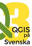 Cover for QGIS på Svenska