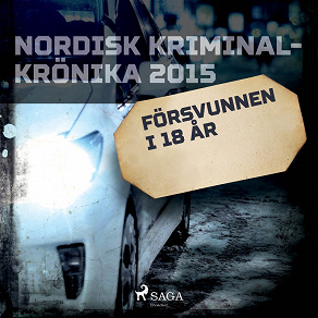 Cover for Försvunnen i 18 år