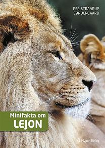 Cover for Minifakta om lejon