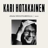 Cover for Elävänä Bulevardilla - Kari Hotakainen