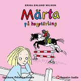 Cover for Märta på hopptävling