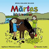 Cover for Märtas hästsommar