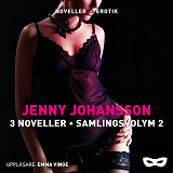 Cover for Jenny Johansson 3 noveller - Samlingsvolym 2