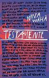 Cover for Testamente