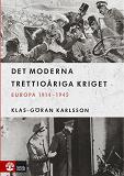 Cover for Det moderna trettioåriga kriget : Europa 1914-1945