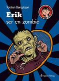 Cover for Erik ser en zombie