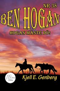 Cover for Ben Hogan - Nr 38 - Hogan måste dö!