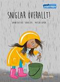 Cover for Livat på Lingonvägen. Sniglar överallt!