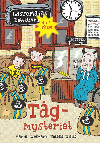 Cover for Tågmysteriet