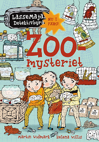 Cover for Zoomysteriet