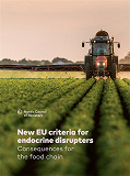 Cover for New EU criteria for endocrine disrupters