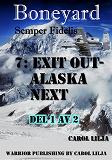 Cover for Boneyard del 7- exit out Alaska next