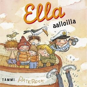 Cover for Ella aalloilla