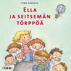 Cover for Ella ja seitsemän törppöä