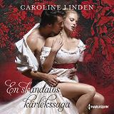 Cover for En skandalös kärlekssaga