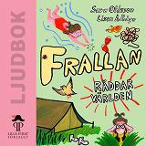 Cover for Frallan räddar världen