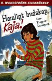 Cover for Kaja 3 - Hemligt budskap, Kaja!