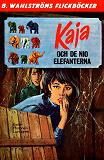 Cover for Kaja 5 - Kaja och de nio elefanterna