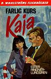 Cover for Kaja 6 - Farlig kurs, Kaja!