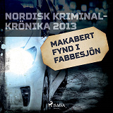 Cover for Makabert fynd i Fabbesjön