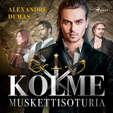 Cover for Kolme muskettisoturia