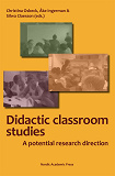 Cover for Didactic classroom studies