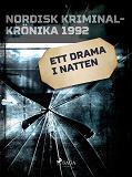 Cover for Ett drama i natten