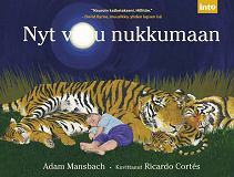 Cover for Nyt vittu nukkumaan