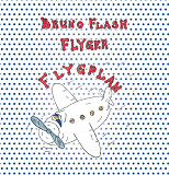 Cover for Bruno Flash Flyger flygplan