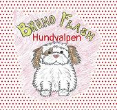 Cover for Bruno Flash Hundvalpen