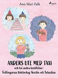 Cover for Anders ute med Taxi och två andra berättelser