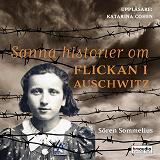 Cover for Sanna historier om flickan i Auschwitz