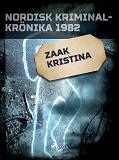 Cover for Zaak Kristina