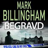 Cover for Begravd