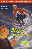 Cover for Tvillingdetektiverna 28 - Slalom-mysteriet